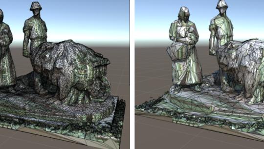 Unity3D客户端项目优化总结之网格优化与贴图优化 Optimize Mesh